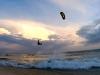 kitesurfing - Sunset Jump