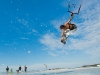 kiteboarding - Rail Grab
