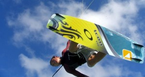 Kitesurfing - Greg Heinrich