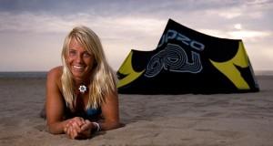 Kari Schibevaag - Kiteboarding