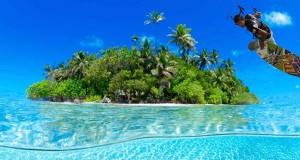Kitesurfing - Rodrigues Island