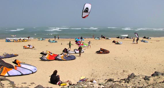 Cannon Rocks Kiteboarding Classic 2012 - Competition