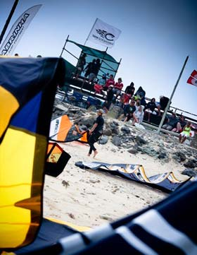 Cannon Rocks Kiteboarding Classic 2012 - Images