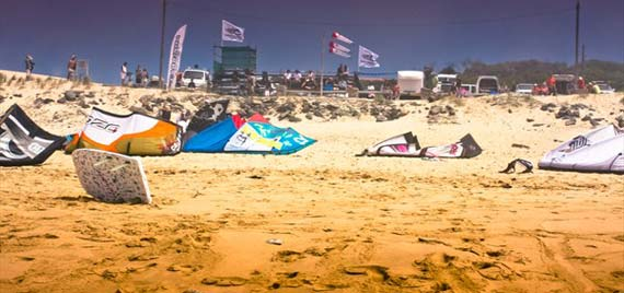 Cannon Rocks Kiteboarding Classic 2012 - Competition Images