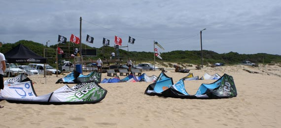 Cannon Rocks Kiteboarding Classic 2012