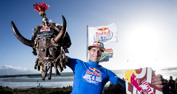 Aaron Hadlow Wins the 2015 Red Bull King of the Air