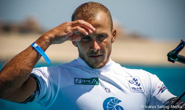 Riccardo Leccese African Kite Racing Championships Soma Bay 2014 Day 5