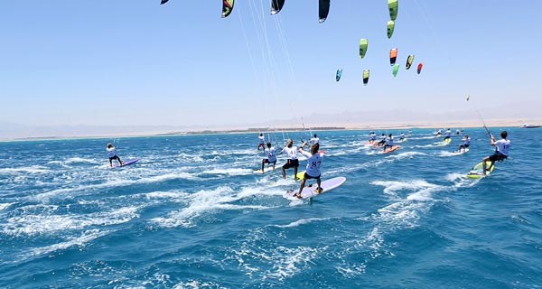 African Kite Racing Championships in Soma Bay 2014 Results