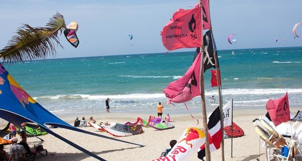 Cabarete Bay Kite Challenge 2012