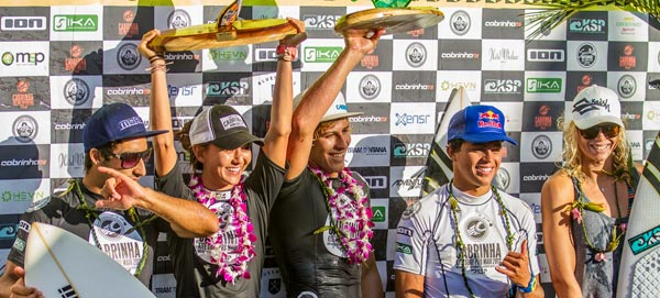 Cabrinha Kite Surf Pro Hawaii 2013 Awards