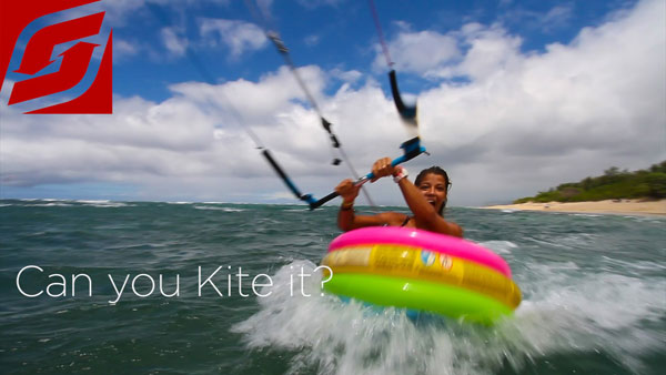 Switch Kiteboarding: Can you kite it