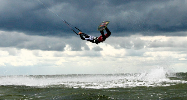 Kiteboarding Training Guide