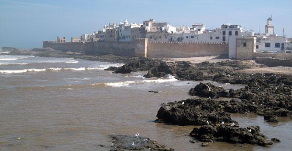 Essaouira morocco surfing