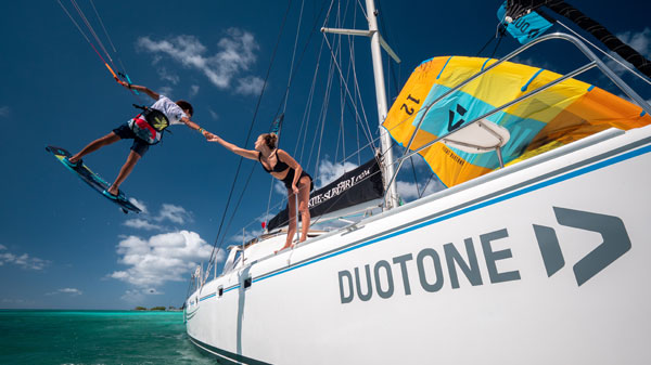 Grenadines Kiteboarding Cruise