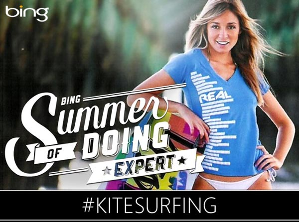 Gretta Kruesi Expert KITESURFING