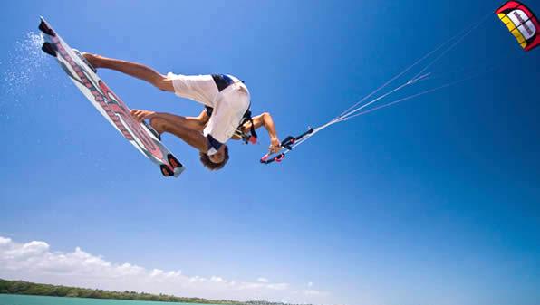 Guajiru Island Kitesurfing