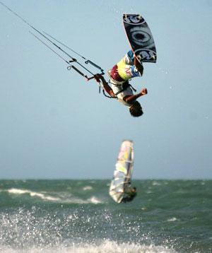Icarai de Amontada Kitesurfing