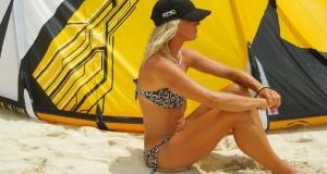 Jessica Winkler - Epic Kites - PKRA Playa del Carmen