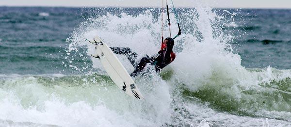 KSP Aer Lingus Kite Surf Pro Ireland 2012