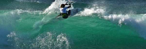 KSP Aer Lingus Kite Surf Pro Ireland 2012 Day 3