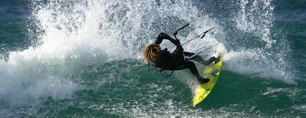KSP Aer Lingus Kite Surf Pro Ireland 2012 Day 4