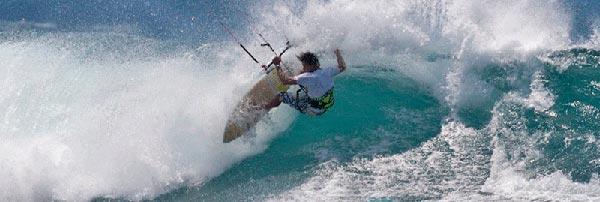 KSP Ho'okipa Kite Surf Pro Day 1