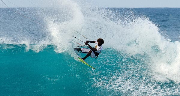 KSP Ho'okipa Kite Surf Pro Hawaii 2012 Results