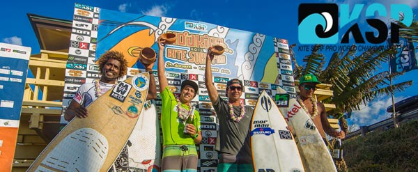 KSP Ho'okipa Kite Surf Pro Finals