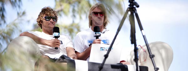 One Eye Kitesurf Pro 2012 Commentators
