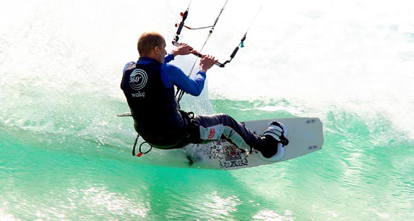 The History of Kiteboarding & Launch of a New Sport