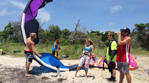 Kitesurfing Community