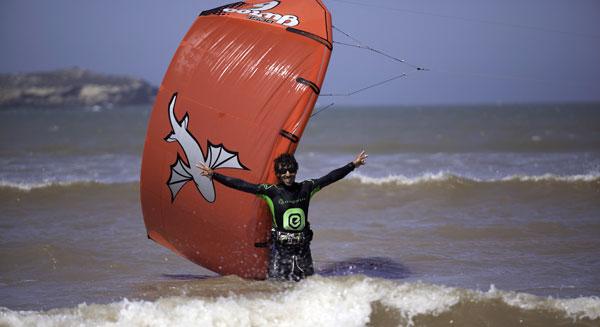Kitesurfing Essaouira Morocco
