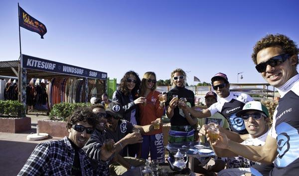 Kitesurfing Essaouira Morocco Cuisine