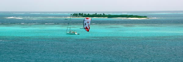 Kitesurfing Grenadines Petit Tabac