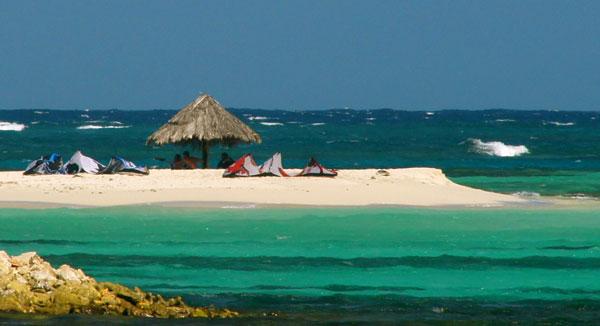 Kitesurfing Grenadines Mopion