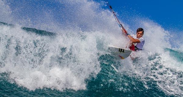 Kitesurfing Maui Hawaii