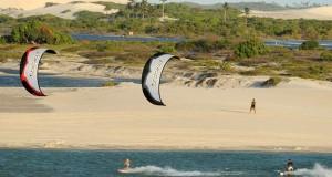 Praia do Preá Kitesurfing