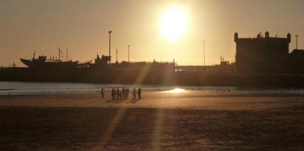 Kitesurfing Safi Essaouira Morocco