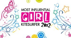 Most Influential Girl Kitesurfer 2012
