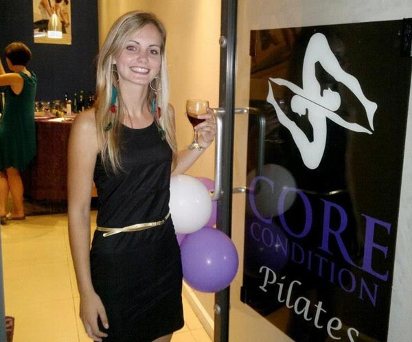 Michelle Smith Core Condition Pilates