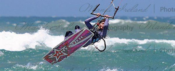 Michelle Smith Kiteboarding