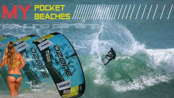 Paulino Pereira: My Pocket Beaches