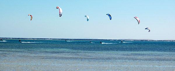 Nabq Kiteboarding Egypt