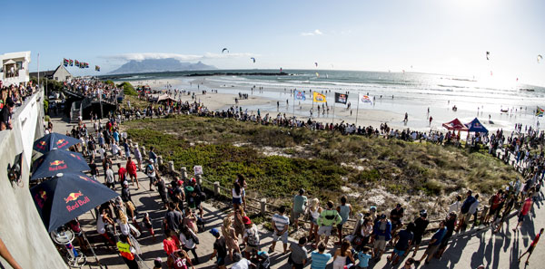 Red Bull King of the Air 2015 Crowd