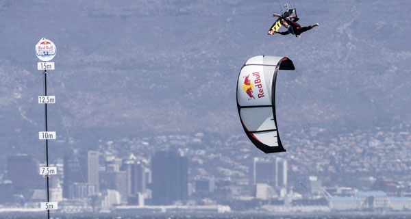 Red Bull King of the Air 2015