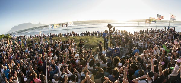 Red Bull King of the Air 2015 Spectators
