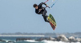Red Bull King of the Air Champion Jesse Richman