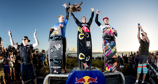 Red Bull King of the Air Winners