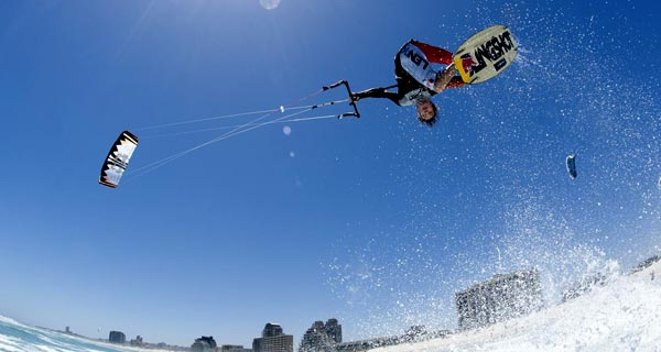 Ruben Lenten Red Bull King of the Air