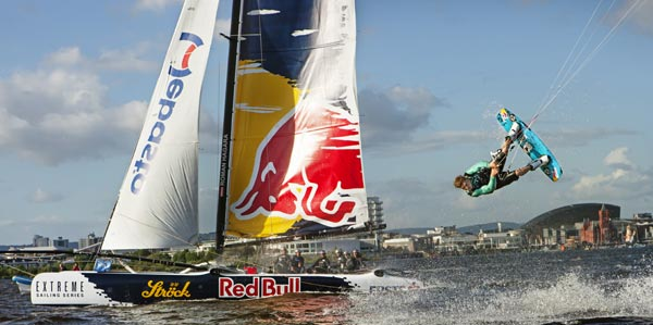The Red Bull King of the Air 2013 Sees the World's Top Kiteboarders in Cape Town
